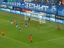 Zenit St. Petersburg 0:1 Bnei Yehuda Tel Awiw