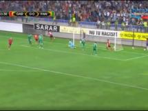 FK Gabala 1:2 Panathinaikos Ateny