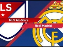 MLS All Star 1:1 (2:4) Real Madryt