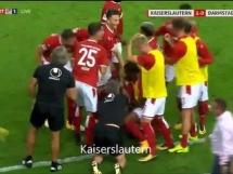 Kaiserslautern 1:1 SV Darmstadt