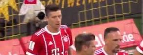 Gol Lewandowskiego w spotkaniu o Superpuchar Niemiec!