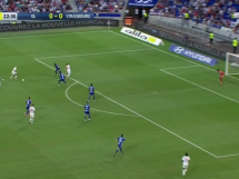 Olympique Lyon - Strasbourg 4:0