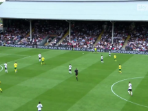 Fulham 1:1 Norwich City