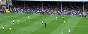 Fulham 1:1 Norwich City