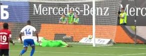 Dynamo Moskwa 3:0 Amkar Perm