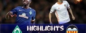 Werder Brema 2:2 Valencia CF