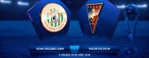 Zagłębie Lubin 3:0 Pogoń Szczecin