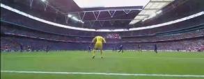Arsenal Londyn 1:1 (4:1) Chelsea Londyn