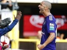 Anderlecht - Oostende 1:0