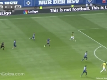 Hamburger SV 1:1 Espanyol Barcelona