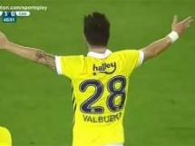 Fenerbahce 1:0 Cagliari