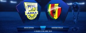 Arka Gdynia 0:0 Korona Kielce