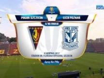 Pogoń Szczecin - Lech Poznań 3:0