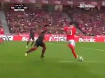 Benfica Lizbona - Sporting Braga 3:1