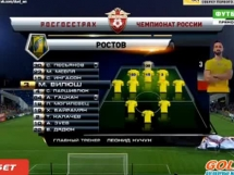 FK Rostov - Dynamo Moskwa 1:0