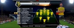 FK Rostov 1:0 Dynamo Moskwa