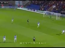 Colchester United 1:2 Aston Villa