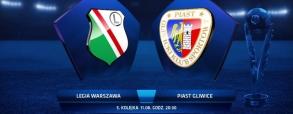 Legia Warszawa 3:1 Piast Gliwice