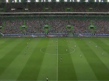 Sporting Lizbona 1:0 Vitoria Setubal