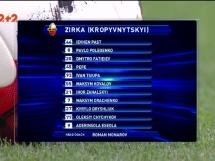 Dynamo Kijów 3:0 Zirka Kropyvnytskyi