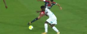 Caen 0:1 Saint Etienne