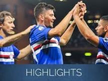 Sampdoria 3:0 Foggia
