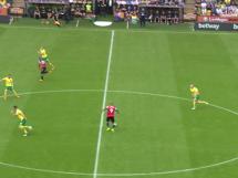 Norwich City - Sunderland 1:3