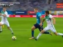 Zenit St. Petersburg 4:0 Terek Grozny