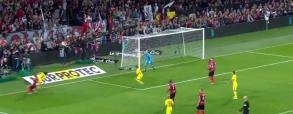 Neymar strzela gola w debiucie z Guingamp!