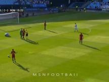 Celta Vigo 4:1 AS Roma