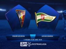 Pogoń Szczecin - Lechia Gdańsk 0:0