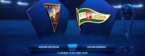 Pogoń Szczecin 0:0 Lechia Gdańsk