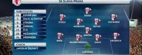APOEL 2:0 Slavia Praga