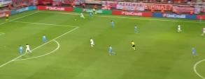 Pierwszy gol Odjidja-Ofoe dla Olympiakosu!
