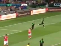FK Krasnodar 3:2 Crvena zvezda Belgrad