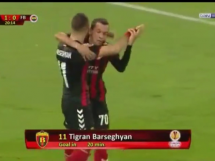 Vardar Skopje 2:0 Fenerbahce