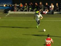 Hafnarfjordur 1:2 Sporting Braga