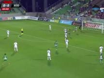 Ludogorets 2:0 Suduva Mariampol
