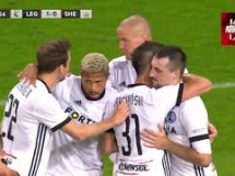 Legia Warszawa 1:1 Szeriff Tyraspol