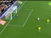 Valencia CF 1:0 Las Palmas