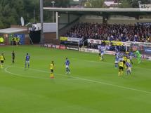 Burton Albion 2:1 Birmingham