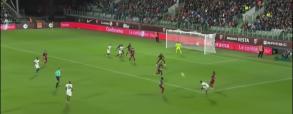 Metz 0:1 AS Monaco