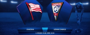 Cracovia Kraków - Górnik Zabrze