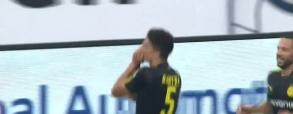 VfL Wolfsburg 0:3 Borussia Dortmund