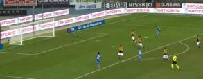 Pierwsza bramka Milika! Gol przeciwko Hellas Verona!