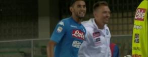 Verona 1:3 Napoli