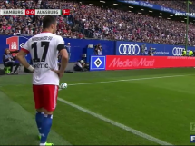 Hamburger SV - Augsburg 1:0