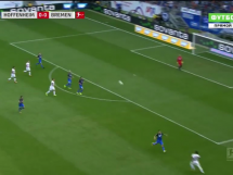Hoffenheim 1:0 Werder Brema