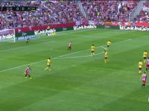 Girona FC 2:2 Atletico Madryt