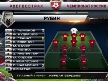 Rubin Kazan 6:0 Andżi Machaczkała